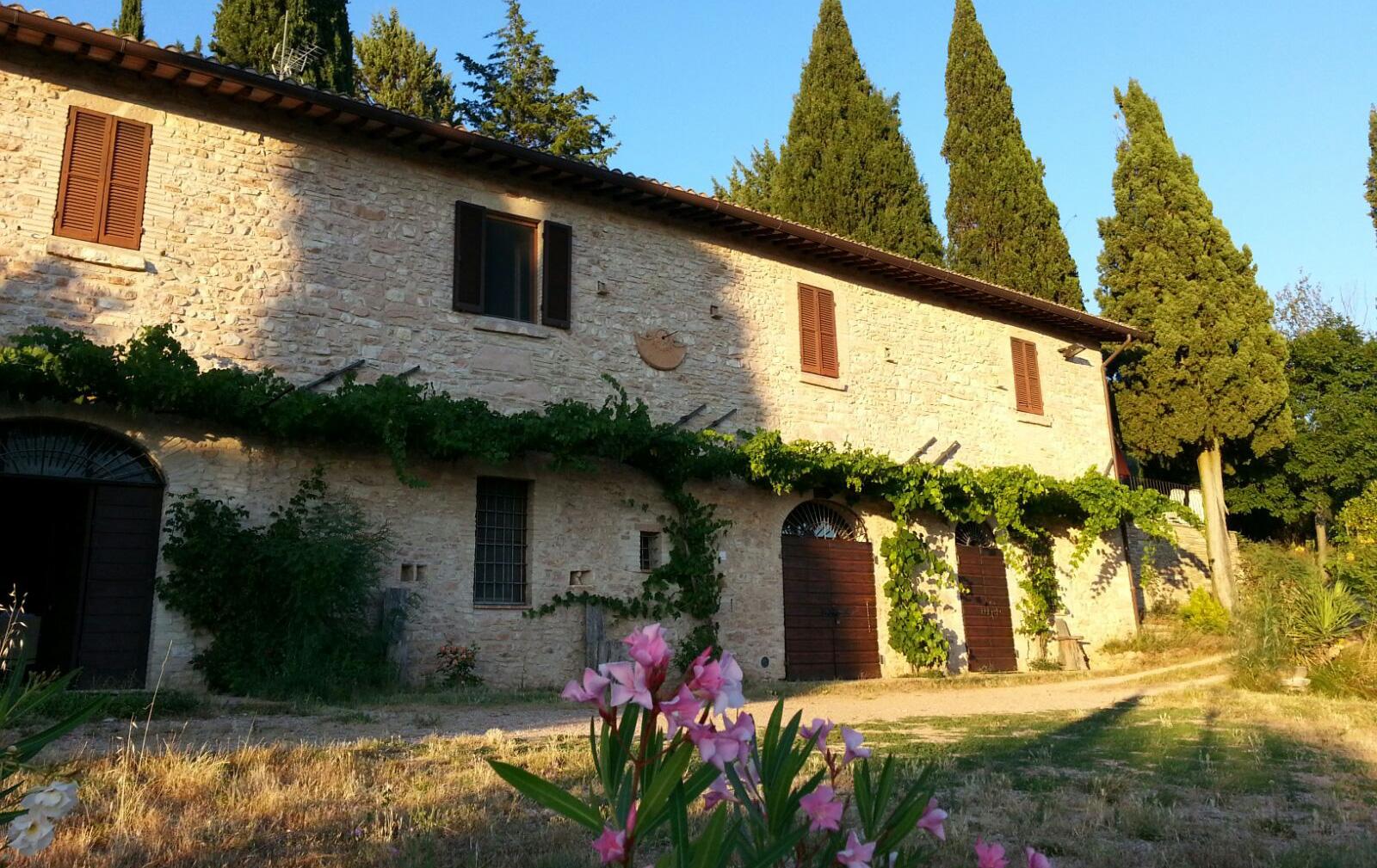 La Rocchicciola delle Upupe Casa Vacanze Assisi